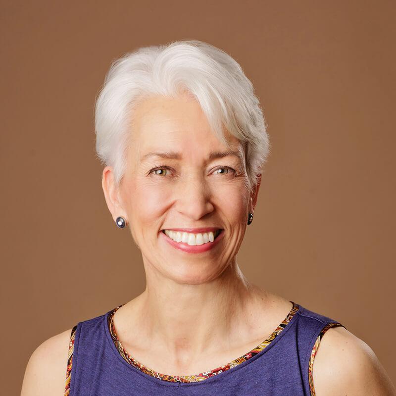 Nina Jablonski Headshot