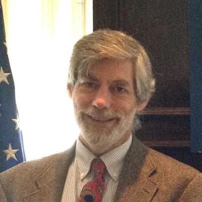 Eric Plutzer Headshot